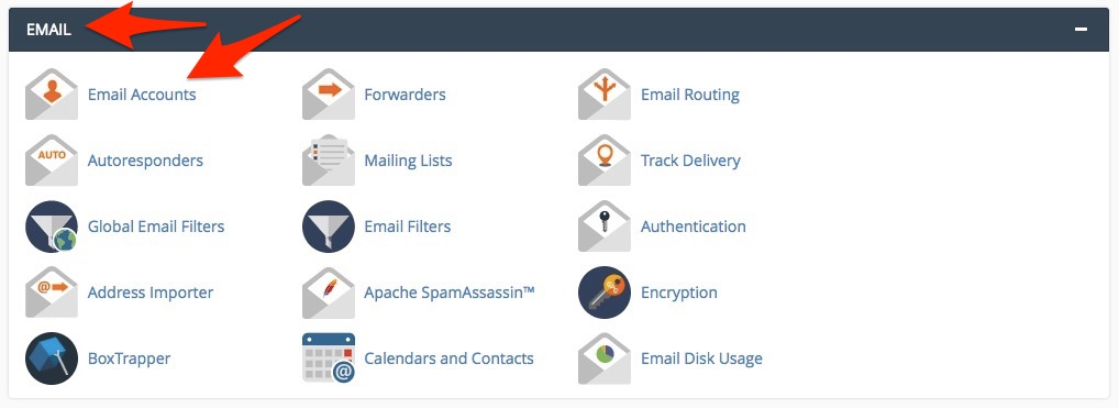 How to Create a Email Account in cPanel? - WebSupporters